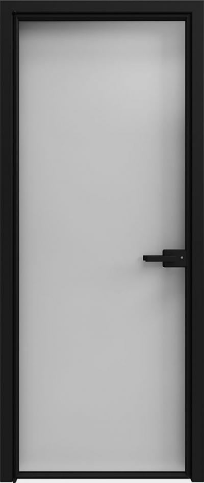 Sofia Глянцевый белый (T14) Черный