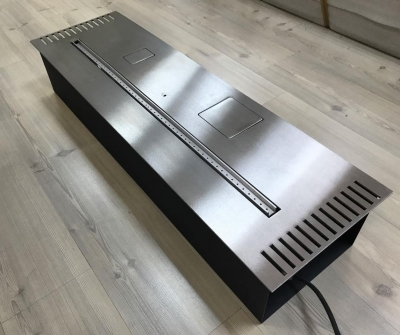 Автоматический биокамин ZeFire Automatic 1600 с ДУ