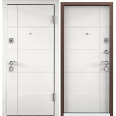 Дверь TOREX DELTA-M 10 КТ Белый / КТ Белый