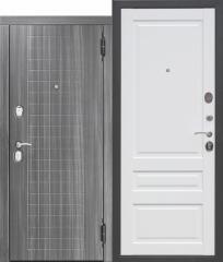 Входная металлическая дверь Ferroni 10,5 см GARDA МДФ/МДФ Царга с МДФ панелями