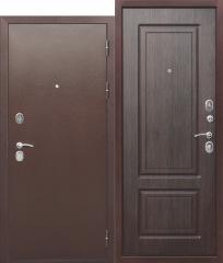 Входная металлическая дверь Ferroni 10 см ТОЛСТЯК РФ Медный антик ВЕНГЕ