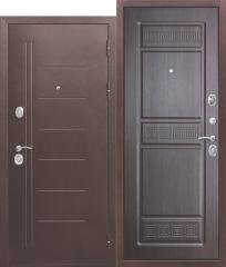 Входная дверь Ferroni 10 см Троя Антик Венге