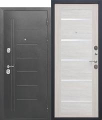 Дверь Ferroni 10 см Троя Серебро Лиственница беж