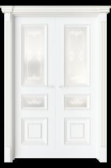 Двустворчатая дверь GE6M