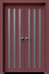 Двустворчатая дверь RR11