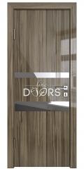 ШИ дверь DO-612 Сосна глянец/Зеркало