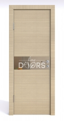 ШИ дверь DO-609 Неаполь/зеркало Бронза