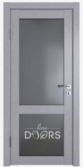 Дверь межкомнатная DO-OPTIMA2 Металлик