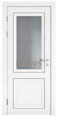 Дверь межкомнатная DO-DEKANTO Белый бархат