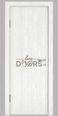 Дверь межкомнатная DG-500 Белый глубокий