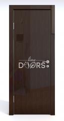 ШИ дверь DG-600 Венге глянец