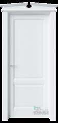 Межкомнатная дверь Sonata S3 Enamel Полярный
