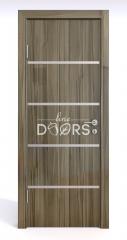 Дверь межкомнатная DG-505 Сосна глянец