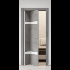 Дверь складная Heft U3