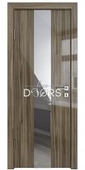 Дверь межкомнатная DO-510 Сосна глянец/Зеркало