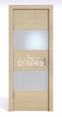 Дверь межкомнатная DO-508 Неаполь/Снег