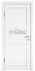 Дверь межкомнатная DG-OPTIMA Белый бархат