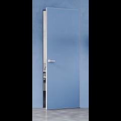Скрытая дверь под покраску гладкая с грунтованием