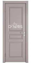 Дверь межкомнатная DG-SOFIA Серый бархат