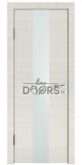 ШИ дверь DO-610 Ива светлая/Снег