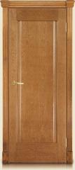 Дверь мебель массив Капри Г Светлый дуб