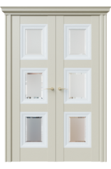 Двустворчатая дверь BR6