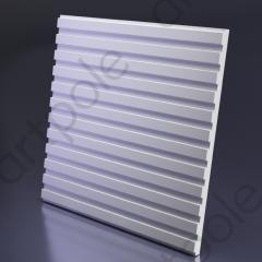 Гипсовая 3D панель VECTOR 600x600x22 мм