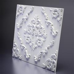 Гипсовая 3D панель VERSALLE 600x600x25 мм