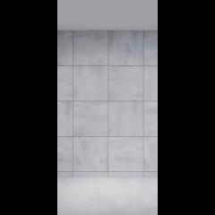 Панель Quadro Камень светлый 450*450