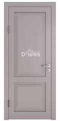 Дверь межкомнатная DG-BARSELONA Серый бархат