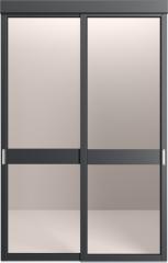 Sofia Модель со стеклом и филенкой (395)