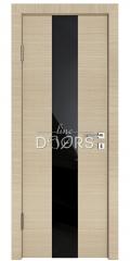 ШИ дверь DO-610 Неаполь/стекло Черное