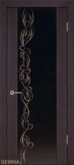 Дверь Geona Doors Люкс 1 «Мокка»