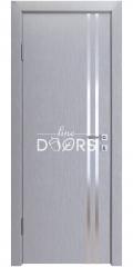 Дверь межкомнатная DG-506 Металлик
