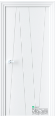 Межкомнатная дверь Perfect P19