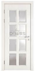 Дверь межкомнатная DO-CHESTER Белый ясень