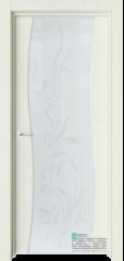 Межкомнатная дверь Sirius Сириус Волна с рисунком