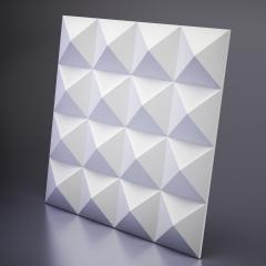 Гипсовая 3D панель ZOOM 600x600x41 мм