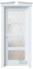 Межкомнатная дверь S21