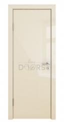 ШИ дверь DG-600 Ваниль глянец