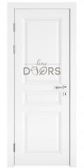Дверь межкомнатная DG-SOFIA Белый бархат