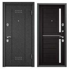 Дверь TOREX DELTA-M 10 Черный шелк / Венге