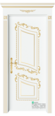 Межкомнатные двери Renaissance Афродита 1