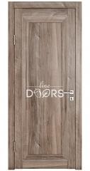Дверь межкомнатная DG-PG5 Орех седой светлый