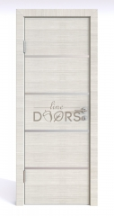 ШИ дверь DG-605 Ива светлая