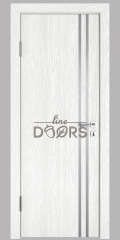 Дверь межкомнатная DG-506 Белый глубокий