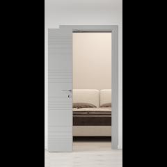 Дверь гармошка Compack W10