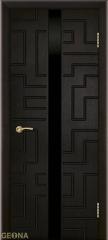 Дверь Geona Doors Лабиринт 1 с фрезеровкой