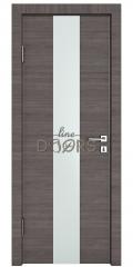 ШИ дверь DO-610 Ольха темная/Снег