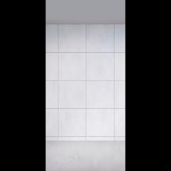 Панель Quadro Камень белый 450*450
